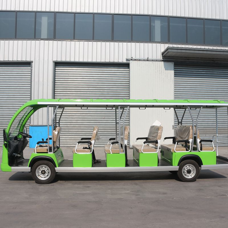 Electric Sightseeing Cars A17