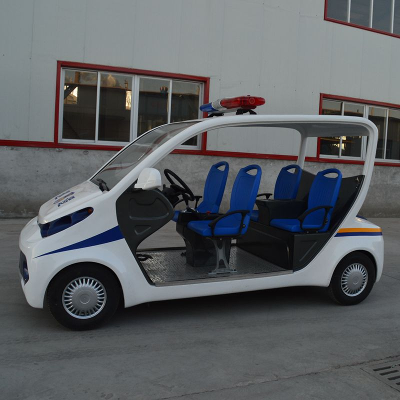 Electric Patrol Cars X4