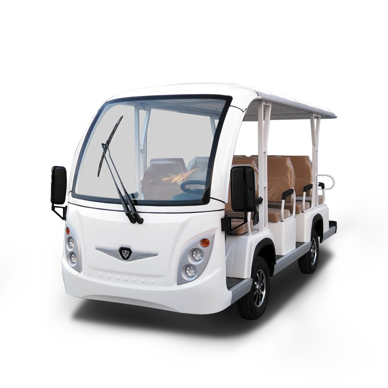 Electric Sightseeing Cars A11 White