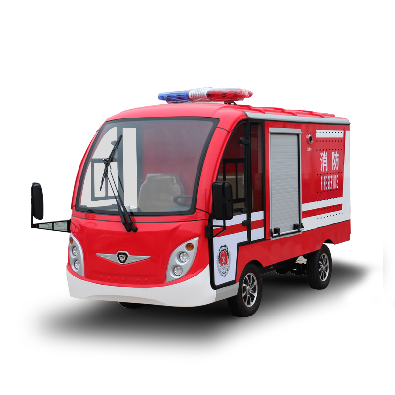 Electric Fire Truck GD6-F2F