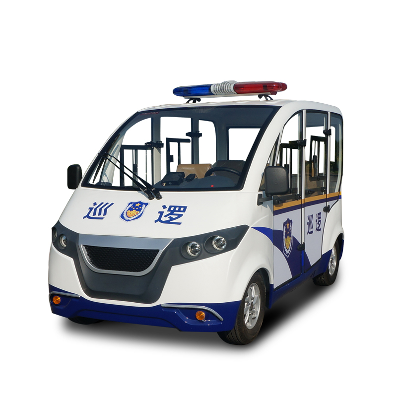 Regular maintenance and repair of electric patrol cars