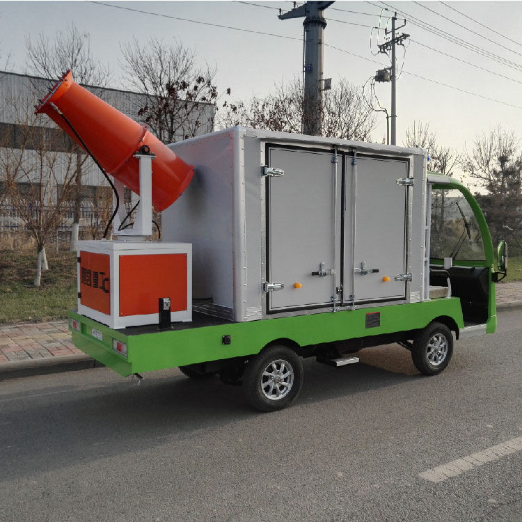 electric sprayer Epidemic prevention and disinfection vehicle