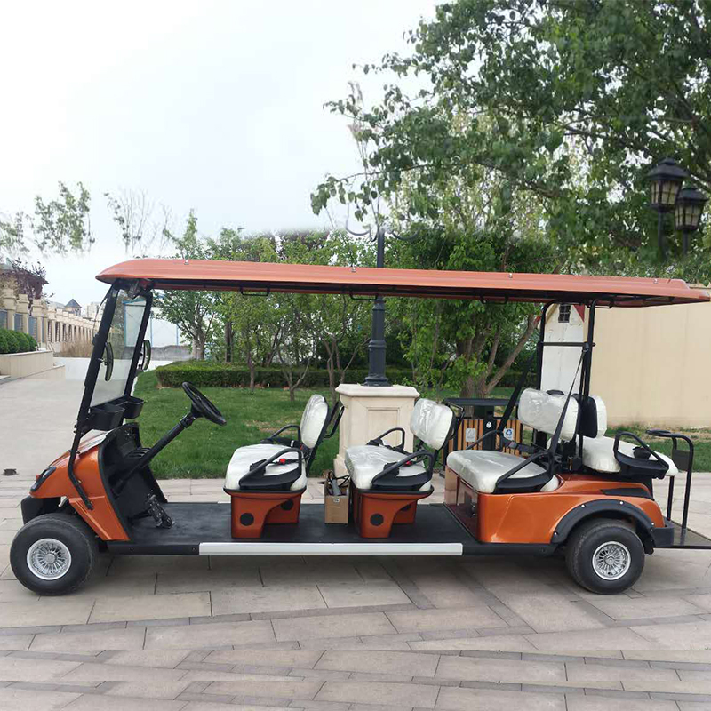 Electric Golf Carts L6A Orange Supplier - Electric Golf Carts - on golf cart long travel suspension, golf cart limited slip differential, golf cart fiberglass body, golf cart lithium ion battery, golf cart 4 link suspension, golf cart roof rails, golf cart trailer hitch, golf cart air conditioning, golf cart cd player, golf cart air ride kit, golf cart front, golf cart air suspension,